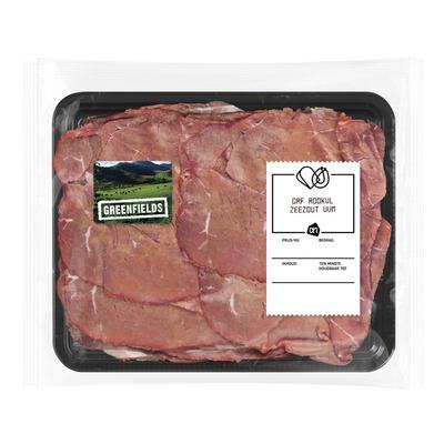 AH Greenfields runder rookvlees