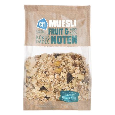 Huismerk Muesli fruit & noten