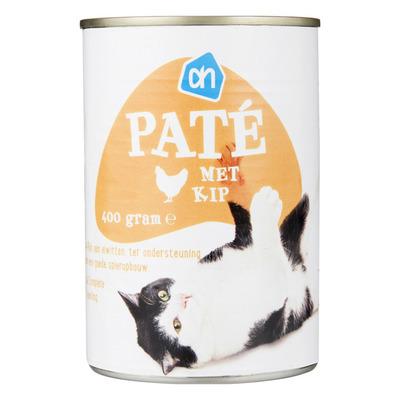 Huismerk Paté kip (voor de kat)