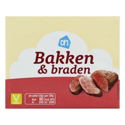 Huismerk Bak en braad