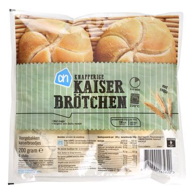 Huismerk Kaiser broodjes