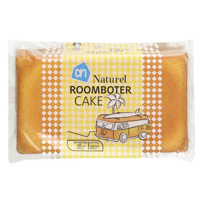 Huismerk Roomboter cake