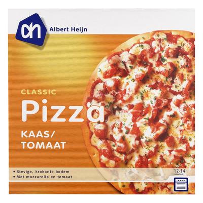 AH Pizza kaas-tomaat