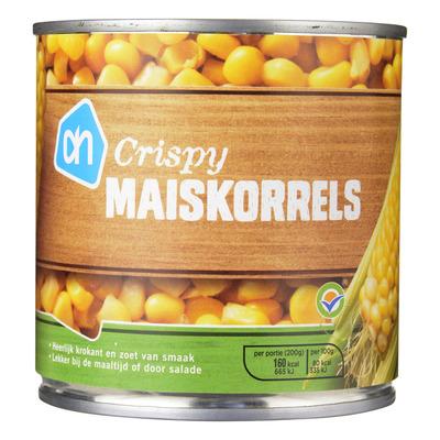 Huismerk Maïskorrels