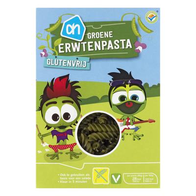 AH Groene erwten pasta glutenvrij