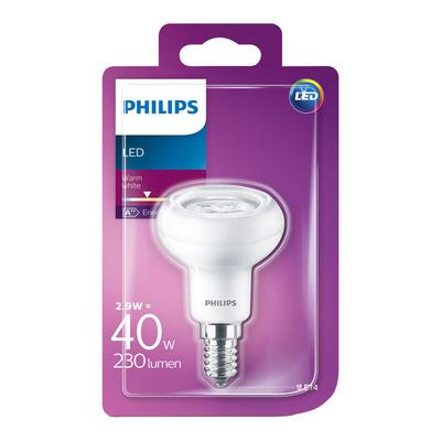 Philips Led warm white E14 40W 230 lumen