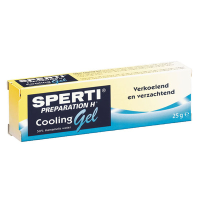 Sperti Cooling gel