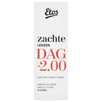 Etos Daglenzen -2,00