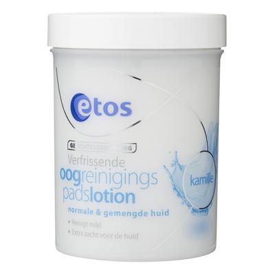 Huismerk Oogreinigingspads met lotion