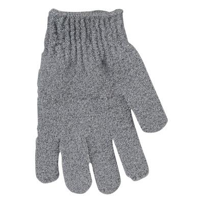 Huismerk Scrubhandschoen grijs