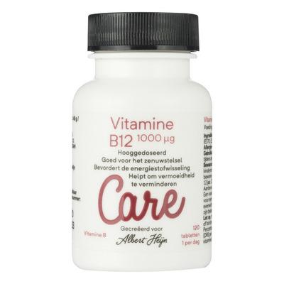 Care Vitamine B12 tabletten
