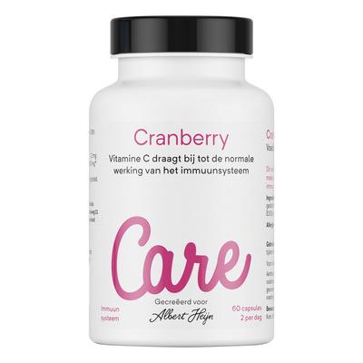 Care Cranberry capsules
