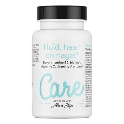 Care Huid, haar en nagel tabletten