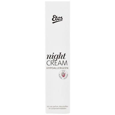Etos Nightcream hypo allergeen