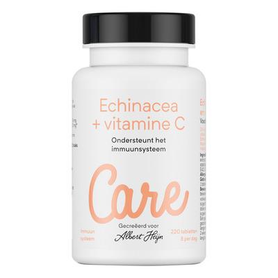 Care Echinacea met vitamine C tabletten