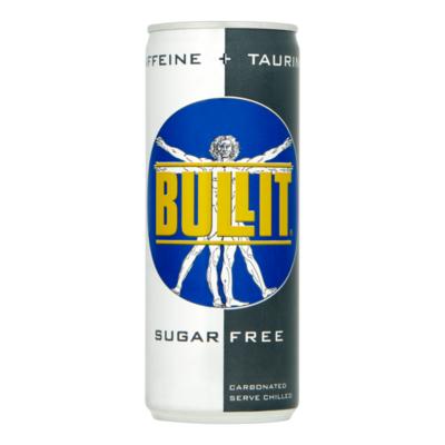 Bullit Sugar Free