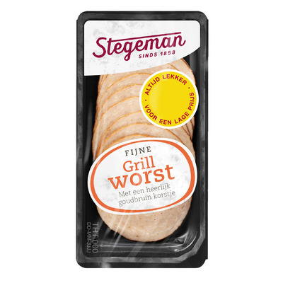 Stegeman Grillworst
