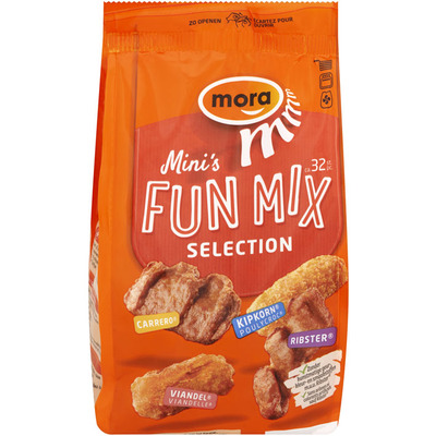 Mora Fun mix selection