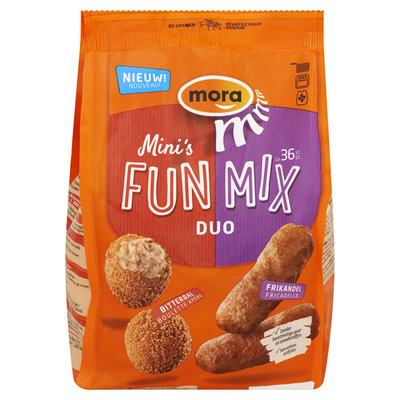 Mora Fun mix duo