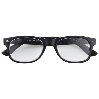 Etos Leesbril mat zwart +1,5