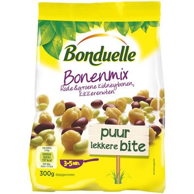 Bonduelle Bonenmix kidneybonen - kikkererwten