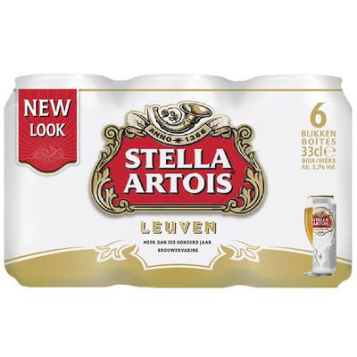 Stella Artois Pils