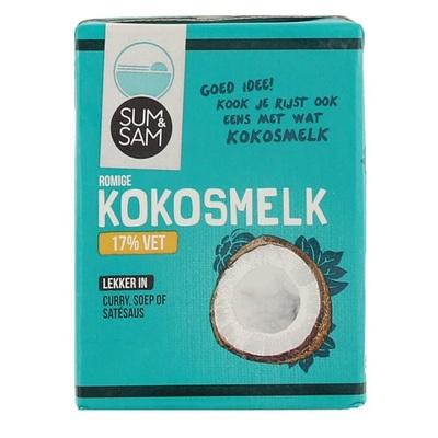 Sum&Sam Kokosmelk Creamy
