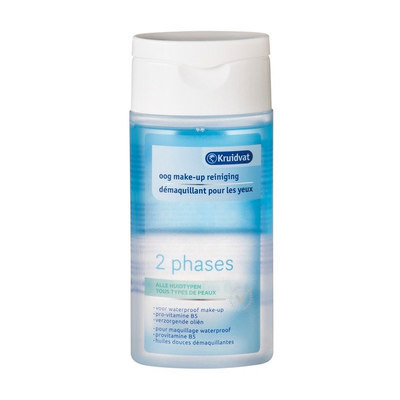 Kruidvat Cleansing 2 Phases Oog Make-up Remover