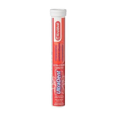 Kruidvat Ultradent Extra Strong Reinigingstabletten