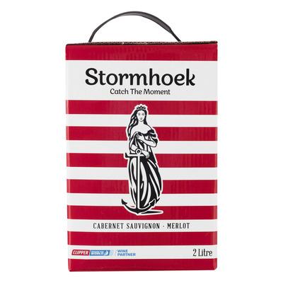 Stormhoek Cabernet Sauvignon Merlot bag in box