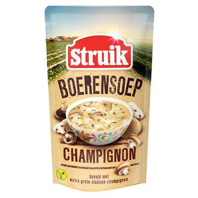 Struik Boerensoep champignon
