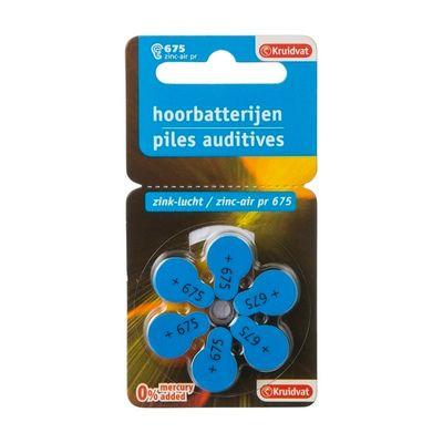 Kruidvat PR675 Hoorbatterij