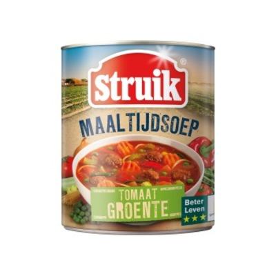 Struik Maaltijdsoep tomaat groente