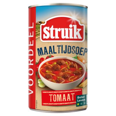 Struik Maaltijdsoep Tomaat Voordeel 1200 ml