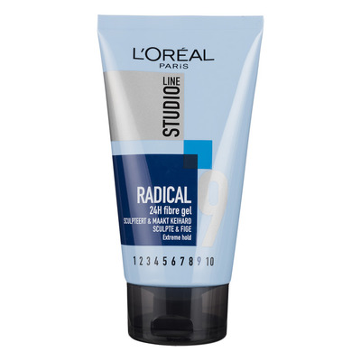 Studio Line Radical fiber gel extreme hard