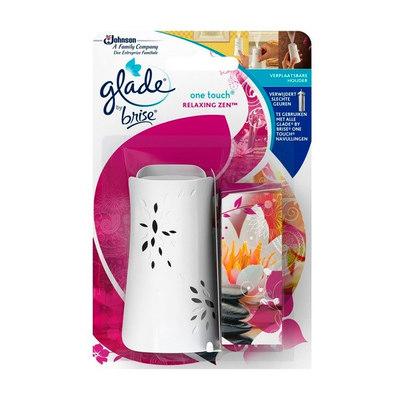 Glade by Brise One Touch Relaxing Zen Houder Luchtverfrisser