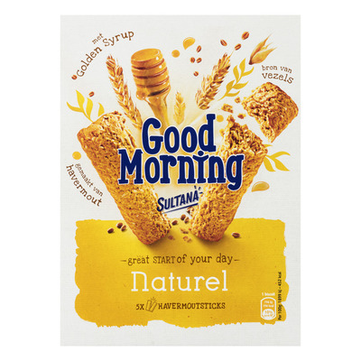 Sultana Goodmorning Naturel