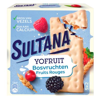 Sultana Yofruit bosvruchten