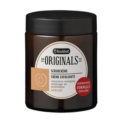 Kruidvat Originals Intensieve Reiniging Scrubcrème met Abrikoos