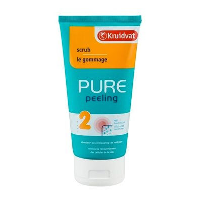 Kruidvat Step 2 Pure Peeling Scrub