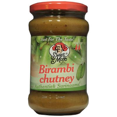 Swiet Moffo Birambi chutney