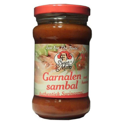 Swiet Moffo Garnalen sambal