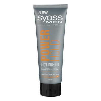 Syoss Extreme styling gel power hold
