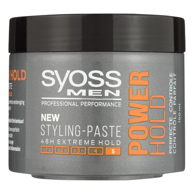 Syoss Men power styling paste
