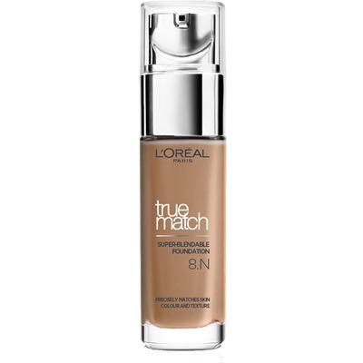 L'Oréal Paris true match foundation N8