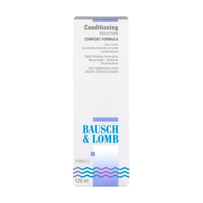 Bausch & Lomb Conditioning Solution