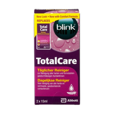 Total Care Lenzenreiniger