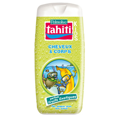 Tahiti Haar & lichaam kids