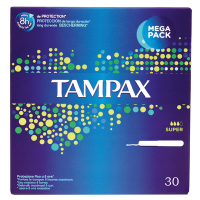 Tampax Klassiek super