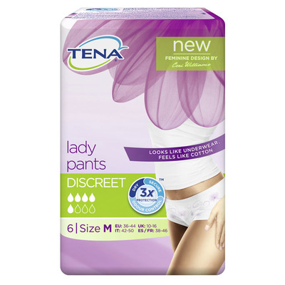 Tena Lady pants discreet medium